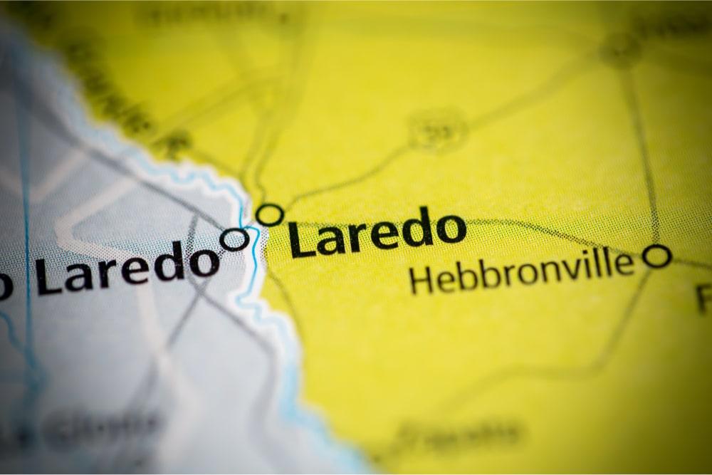 history of laredo texas